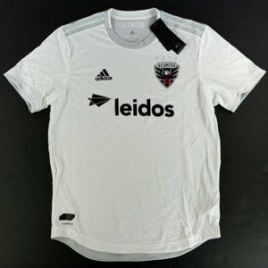 $120 D.C. United Adidas Authentic Away Jersey